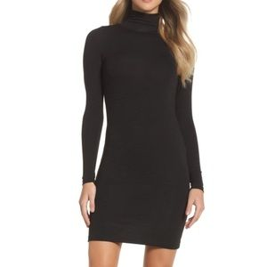French Connection XS Black Bodycon Dress